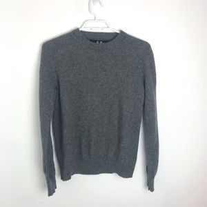 Marc by Marc Jacobs 100% Cashmere Grey Sweater